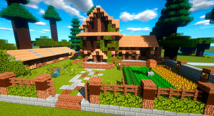 Minecraft House Ideas. Cool Designs to Try in 2021 ...